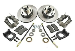1964 1965 1966 1967 Ford Mustang Front Disc Brake Conversion Kit New