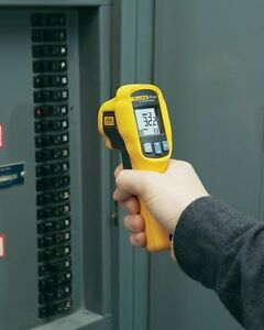 New In Box Fluke 62 Max Infrared Thermometer 20 To 932 Defree F Range