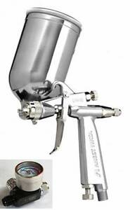 Air Regulator Anest Iwata Lph50 42g Hvlp Spray Gun With 250ml Cup