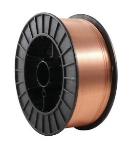 Er70s 6 Copper Coated Mig General Use Welding Wire 33 Lb X 0 035