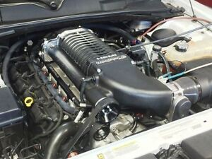 Hemi 5 7l Challenger Charger 11 18 Whipple Supercharger Intercooled System Tuner
