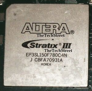 Altera Stratix Iii Fpga Ep3sl150f780c4n 780fbga Used On Board For Chip Recovery