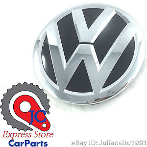 3g0853601b Dpj Volkswagen Genuine Oem 2015 Jetta Grille Badge Emblem Vw Sign