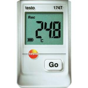 Testo 174t 1 channel Compact Mini Temperature Data Logger 0572 1560