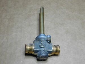 Wolf Range vulcan Hart 00 719971 719137 Oven Shut off Valve 3 8 Mpt In out