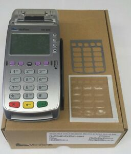 Verifone Vx520 Terminal 1 Case Paper Spill Cover And Keypad Overlay Bundle