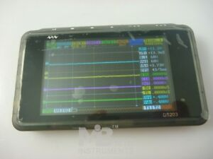 Arm Dso 203 Portable 4 Channel Digital Oscilloscope Phone Size Scope Pocket Dso