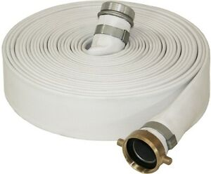 3 Id X 50 Ft Mill Water Discharge Hose