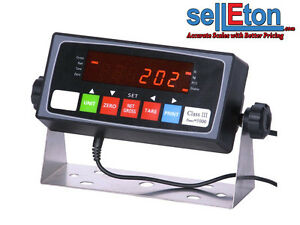 Darrellpr Ps in202 Prime Floor Scale Ntep Legal For Trade Indicator Any Size