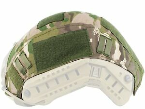Tactical Paintball Shooting Combat Fast Helmet Cover Multicam CP