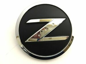 X1 Nissan 350z 370z Z Fender Emblem Badge Decal Replaces Oem 63890 Cd10a