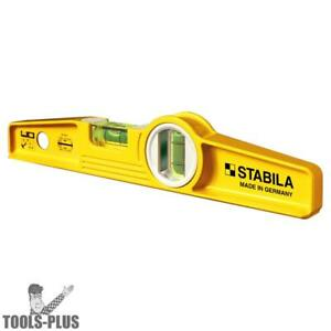 10 Die cast Rare Earth Magnetic Level Stabila 25100 New