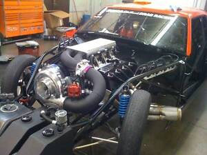 Procharger Chevy Sbc Bbc F 3r 13n Supercharger Cog Race Tuner Kit F3r Efi Carb