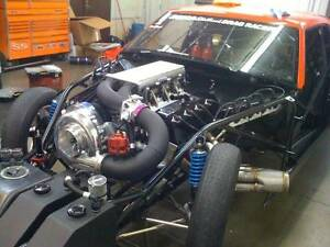 Procharger Chevy Sbc Bbc F 3r 13n Supercharger Reverse Rotation Cog Race Kit