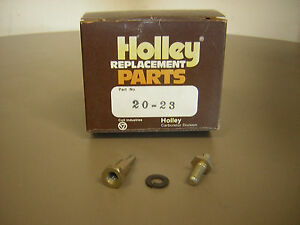 Holley Performance 20 23 Carburetor Cruise Control Adapter Holley Model 4360