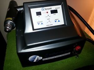 Astanza Revolution Q switched Nd yag Tattoo Removal Laser