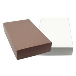 Kraft Paper Box Gift Boxes For Stockings Underwear Scarves Packaging With Cover