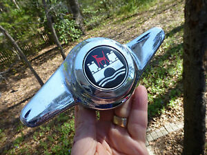 Volkswagon Vw Spinner Flipper Wheel Hubcap Knock Off Hub Bug Karmen Ghia