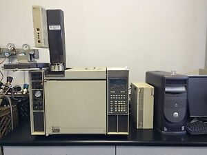 Hp Gc 5890 With Autosampler Software