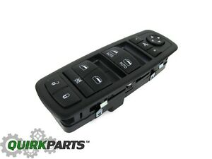 Dodge Ram 1500 2500 3500 Drivers Master Power Window Door Switch Mopar Genuine