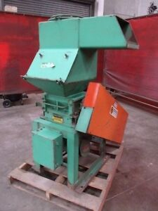Process Controls Grinder granulator 3 Knife Open Rotor Model Unknown