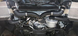 Procharger Supercharger Intercooled Serpentine Race Kit D 1sc Chevy Camaro Ls1
