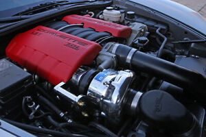 Chevy Vette C6 Z06 Ls7 06 13 Procharger Supercharger Stage Ii Intercooled Tuner