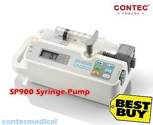 Contec Sp900 Newest Digital Injection Syringe Pump Machine perfusor Compact Pump