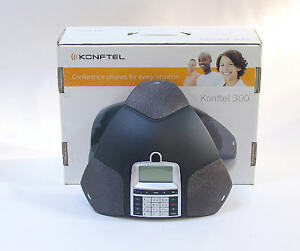 Konftel 300 Conference Phone Analog Usb Cellphone 840101059 Refurbished