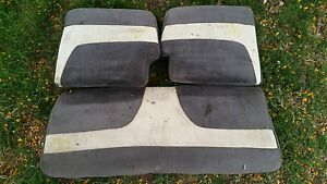 1955 Mercury 2 Door Rear Seat