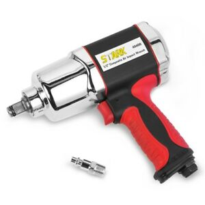 Professional 1 2 700lb Composite Air Impact Wrench Compressor Gun Tire Tool New