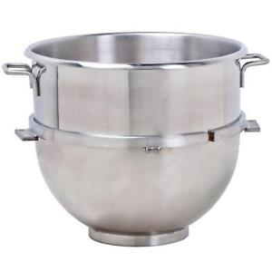Uniworld Um 60b 60 Qt Heavy Duty Stainless Steel Mixer Bowl Fits Hobart