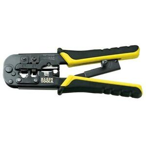 Crimper Stripper Crimping Wire Cable Electrical Ratcheting Modular Cut Tool
