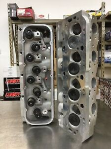 Bbc Big Block Chevy Ateco Liberty Performance Series Aluminum Heads
