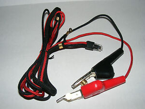 Bed Of Nails Test Replacement Cord Rj11 To Abn Angled Bed Of Nails Rj 11 Rj 11