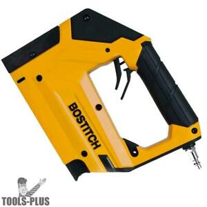 3 8 Pneumatic Stapler brad Nailer uses T50 Staples Bostitch Btfp71875 New