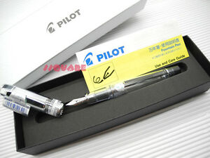 tracking No Pilot Fprn 350r Prera Fine Fountain Pen 6 Cartridges Black