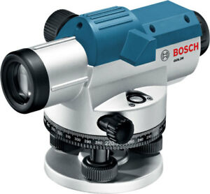 Bosch Tool New Gol26 26x Automatic Optical Level