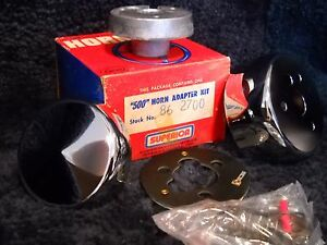 Nos 86 2700 Superior Steering Wheel Adapter 1965 1968 1 2 Mg Midget