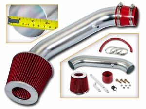 Cold Short Ram Air Intake Kit Red For 94 01 Integra Ls Rs Gs 1 8l Full Set