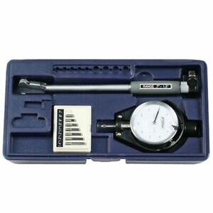 Fowler 52 646 100 700 1 50 Dial Bore Gage Set W 8 Anvils