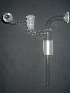 Lab Glass Distillation Vacuum Apparatus 28 14 Spherical 34 45 Inner 22 44 Outer