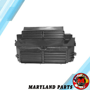 Fit 2012 2018 Ford Focus Radiator Shutter With Out Actuator Motor And Pig