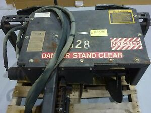 Bradco Model 628 Skid Steer Trencher
