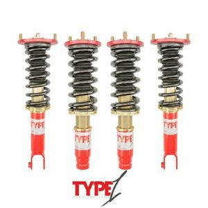 Function And Form Type 1 Coilovers Acura Tsx 04 08