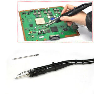 Aoyue B012 Solder Iron Handle Soldering Station Handle 6 Pin For Aoyue 2702a