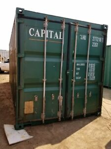 20 Used Std Shipping Storage Container San Antonio Tx 2 900 Delivered