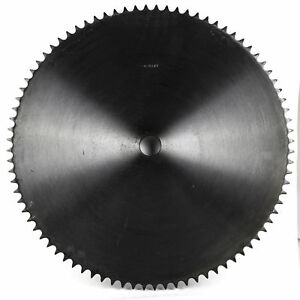 40a84t 1 Bore 84 Tooth Plate Sprocket For 40 Roller Chain