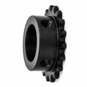 35b20h 3 4 Bore 20 Tooth Sprocket For 35 Roller Chain