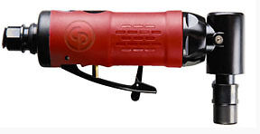 1 4 90 Angle Head Air Die Grinder Chicago Pneumatic 9106qb Cpt